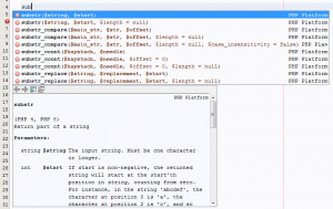 Code Completion in Netbeans