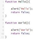 JavaScript Unterschied zwischen & vs &&